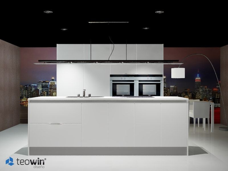 Doca, kitchens, bathroom and closets manufacturer - Teowin